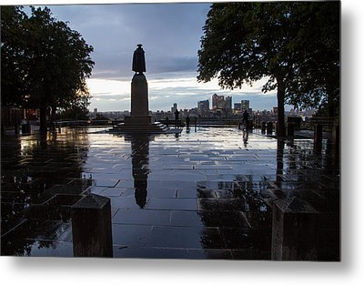 General Wolfe On Greenwich Hill Metal Print by Wayne Molyneux