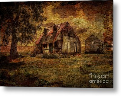 Just Biding Time Metal Print by Lois Bryan