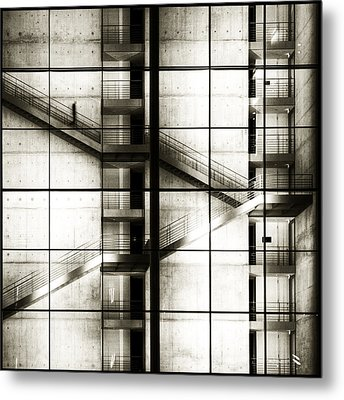 [>] Metal Print by Mario Benz