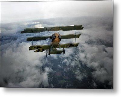 Pioneers Of Aviation Metal Print