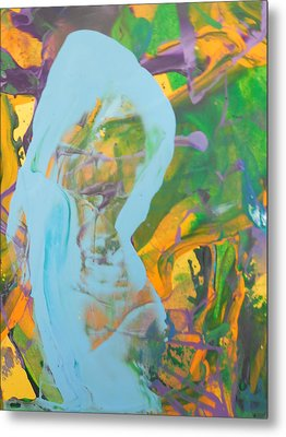 Pregnant And Feeling So Empty Metal Print by Bruce Combs - REACH BEYOND