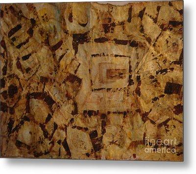Provence II Metal Print