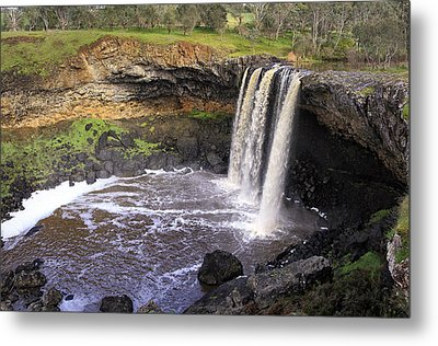 Wannon Falls Metal Print by Kim Andelkovic