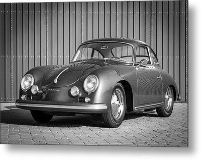 1957 Porsche 1600 Super Metal Print by Jill Reger