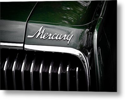 1968 Mercury Cougar Metal Print by David Patterson