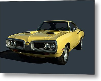1970 Dodge Coronet Rt Metal Print by Tim McCullough