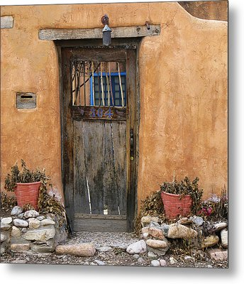 304 Canyon Road Metal Print