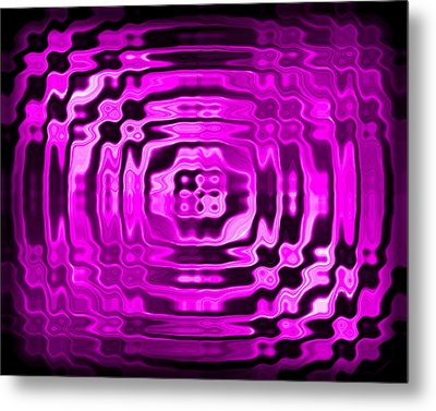 Abstract 134 Metal Print by J D Owen