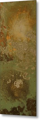 Abstract Metal Print by Corina Bishop