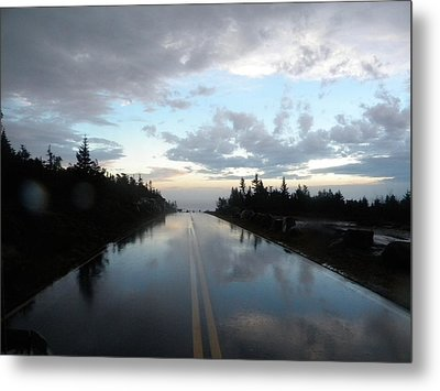 After The Storm Metal Print by James Petersen