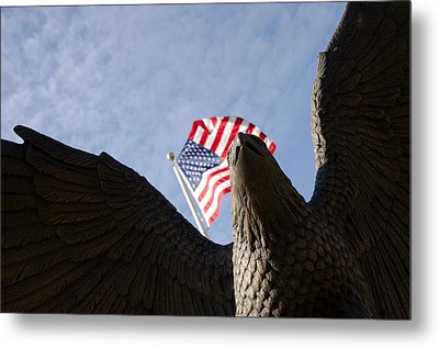 America Metal Print by Off The Beaten Path Photography - Andrew Alexander