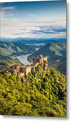 Ancient Austria Metal Print by JR Photography