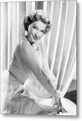 Anne Baxter, Ca. Early 1950s Metal Print