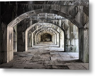 Arches  Metal Print by JC Findley