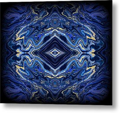 Art Series 3 Metal Print by J D Owen