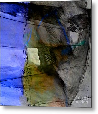 Background Art Metal Print by Marvin Blaine