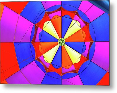 Metal Print featuring the photograph Balloon Fantasy 3 by Allen Beatty
