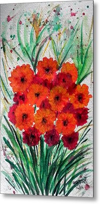 Beauty  Metal Print by Usha Rai