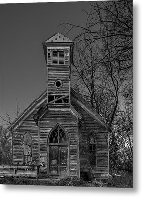 Better Days Metal Print by Edward Peterson