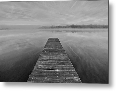 Bettis Landing Metal Print by Donnie Smith