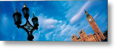 Big Ben London England Metal Print by Panoramic Images