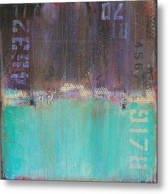 Block 9178 Metal Print