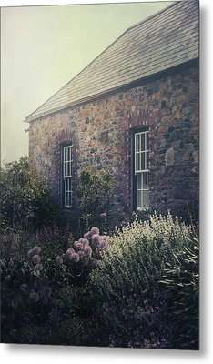 British Cottage Metal Print by Joana Kruse