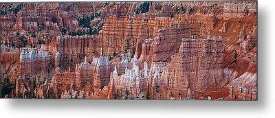 Bryce Canyon Hoodoos Metal Print by R J Ruppenthal