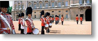 Buckingham Palace London England Metal Print