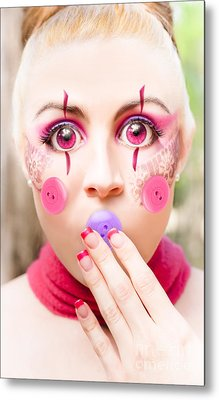 Button It Metal Print by Jorgo Photography - Wall Art Gallery