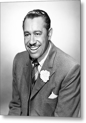 Cab Calloway (1907-1994) Metal Print by Granger