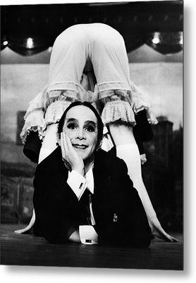 Cabaret  Metal Print by Silver Screen