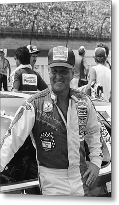 Cale Yarborough Metal Print