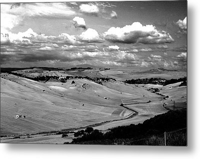 Country Of Tarquinia Metal Print