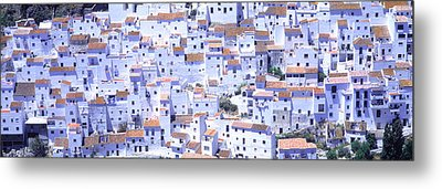 Casares, Andalucia, Spain Metal Print by Panoramic Images