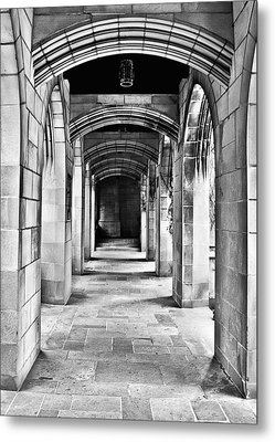 Chicago Fourth Presbyterian Church Metal Print