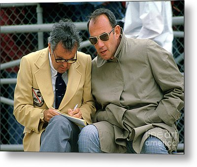 Chris Economacki Metal Print