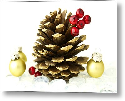 Christmas Metal Print by Blink Images
