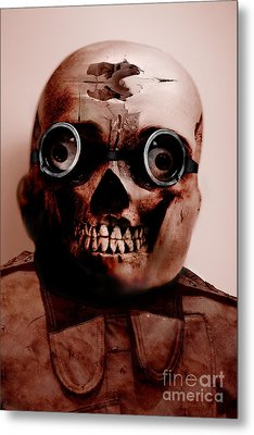Colonel Chaos Metal Print by Jorgo Photography - Wall Art Gallery