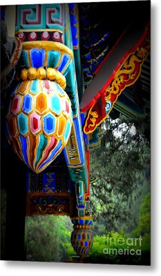 Colors Metal Print by Shawna Gibson