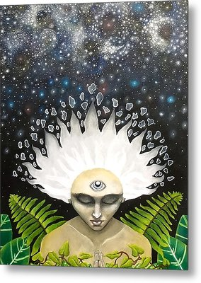 Communion  Metal Print by Tai Hicks