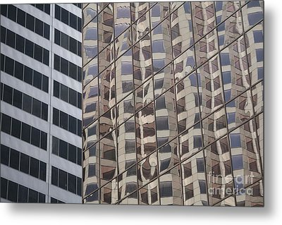 Metal Print featuring the photograph Convergence  by Lynn England