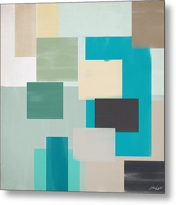 Cool And Calm Metal Print by Lourry Legarde