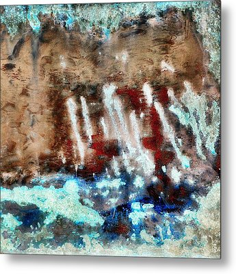 Coral Reef 2 Metal Print by Tom Druin