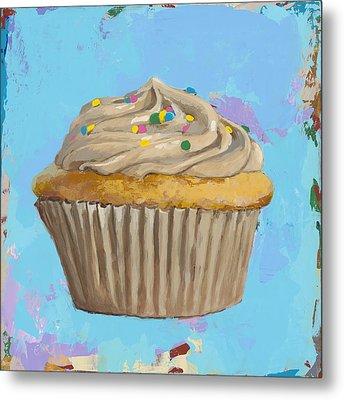 Cupcake #1 Metal Print