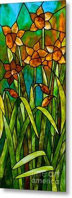 Daffodil Day Metal Print by David Kennedy