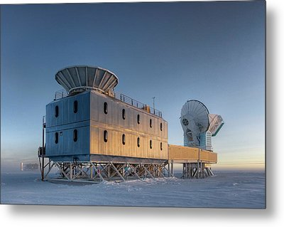 Dark Sector Lab Telescopes Metal Print