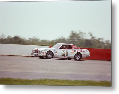 David Pearson Metal Print by Retro Images Archive