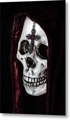 Dead Knight Metal Print by Joana Kruse