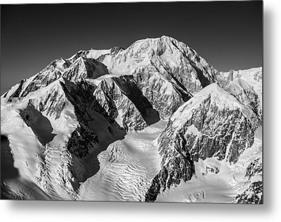 Denali - Mount Mckinley Metal Print by Alasdair Turner
